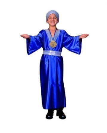 Child's Blue Wise Man Costume by RG Costumes