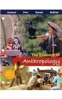 The Essence of Anthropology 3rd (third) Edition by Haviland, William A., Prins, Harald E. L., Walrath, Dana, Mc published by Cengage Learning (2012)