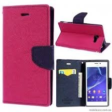 MERCURY FLIP COVER FOR ONE PLUS X PINK