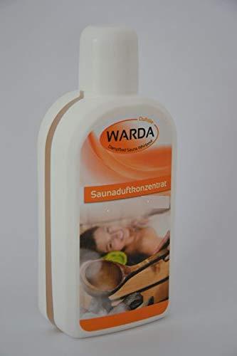 Saunaaufguss-Set 6 x 200 ml Warda Saunaduftkonzentrat (freie Duftwahl)
