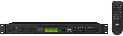 IMG Stage Line CD-113 CD und MP3-Spieler 19 Zoll schwarz
