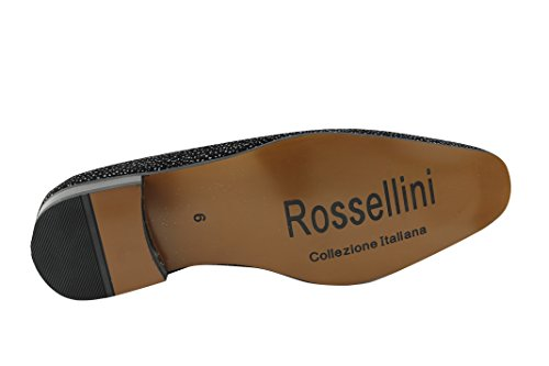 Rossellini , Mocassins homme Noir