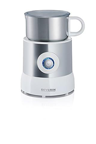 Severin SM 9684 Milchaufschäumer (500 Watt, Induktion, 500 ml, kaltes und warmes Aufschäumen)
