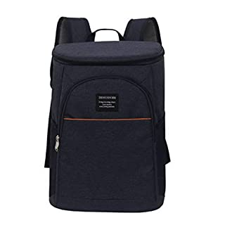ACMEDE Insulated Backpack Lightweight Waterproof Cooler Bags Large Lunch Bag for Adults Soft Cooler Rucksack