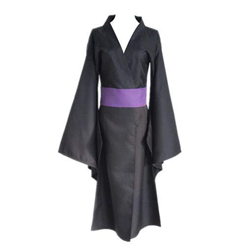 Mtxc Herren Noragami Cosplay Kostüm YATO Kimono - - Schlank-X-Large (Noragami Cosplay Kostüm)