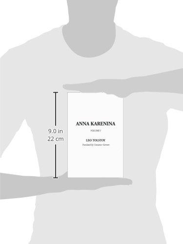 Anna Karenina, Volume I: v. I