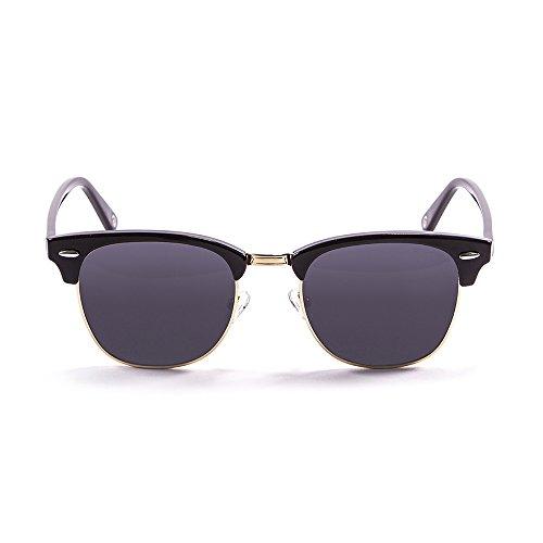 Ocean Sunglasses Banila aviator - lunettes de soleil en Métal - Monture : Argent - Verres : Fumée (18110.2) s6e5Om