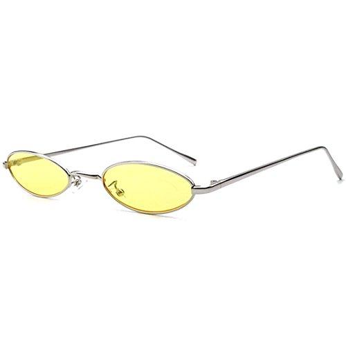 GCC Die Sonnenbrille oval kleine Box Dampf Sonnenbrille, G