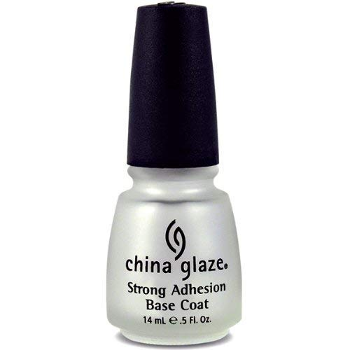 China Glaze Strong Adhesion Base Coat, 1er Pack (1 x 14 ml)