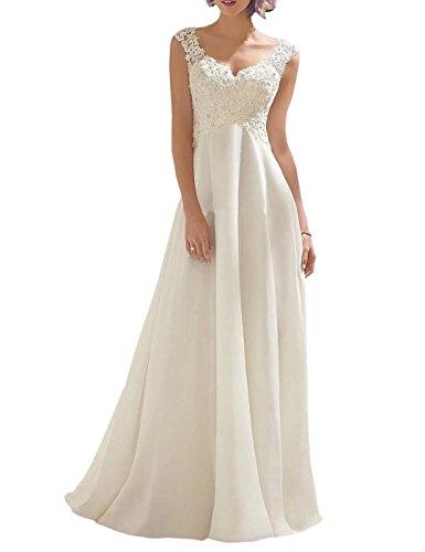 Elegant Brautkleider Lange Hochzeits Abendkleider Ball Abiball Abschlussball Kleider 120