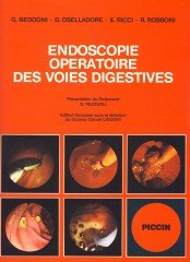 Endoscopie Operatoire des Voies Digestives par G. Bedogni