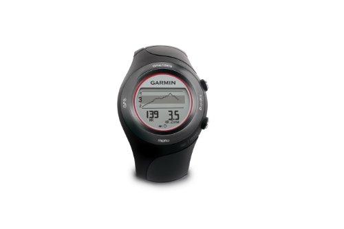 Garmin GPS Laufuhr Forerunner 410 HR – GPS Trainingscomputer inkl. Brustgurt - 2