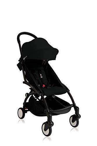 Babyzen Yoyo+ Pack 6+ Black BabyZEN BabyZen YOYO 6+ Color Pack - Black by Baby Zen One Size 2
