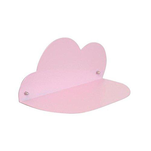 Margueras 1 mensola per la camera dei bambini a forma di nuvola in ferro