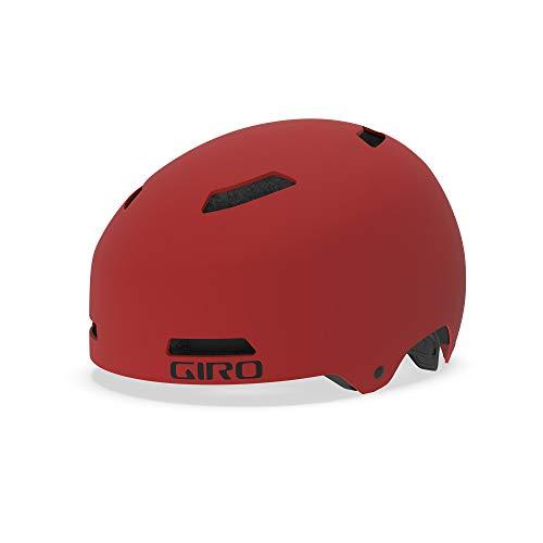 Giro Quarter FS BMX Dirt Fahrrad Helm rot 2019: Größe: M (55-59cm)