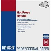 Epson Hot Press Natural-Rolle Baumwolle