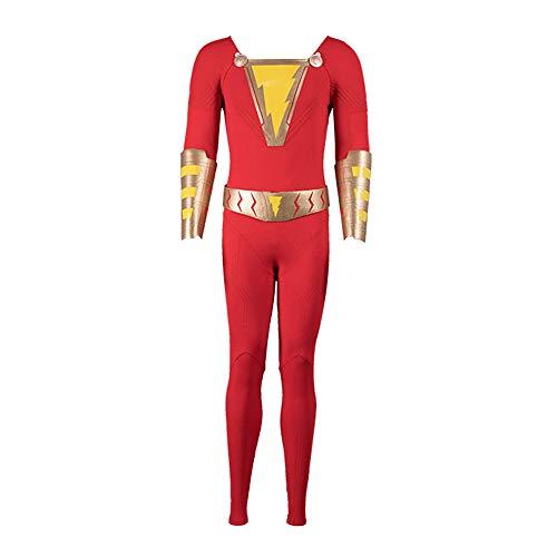 Kostüm Verschiedenen Filme Batman - Halloween Kostüm Held Film Donner Overall Mantel Kostüm,XXXL