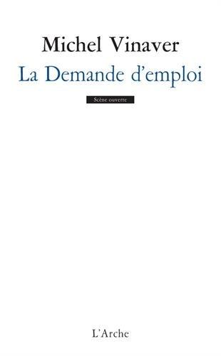 La demande d'emploi