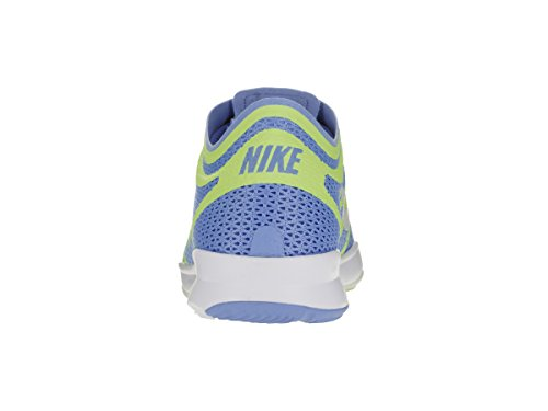 Nike Damen Wmns Air Zoom Fit 2 Gymnastikschuhe, Blau, 16 EU Blau (Chlk Bl / White-Ghst Grn-Rcr Bl)