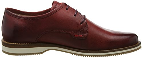 NoBrand Deadmau 2, Derbys Homme Rouge (Bordeaux)