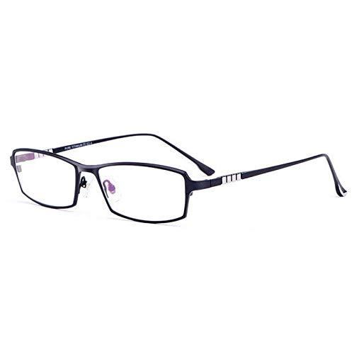 YMTP Männer Brillen Rahmen Ultra Light Weighted Flexible Ip Elektronische Beschichtung Metall Material Felge Gläser