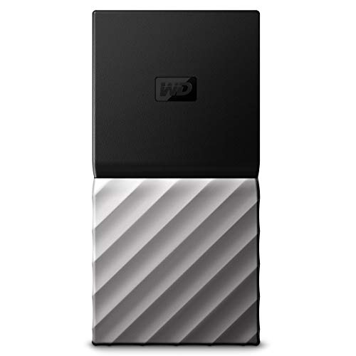 WD My Passport SSD - Disque SSD portable - 2To