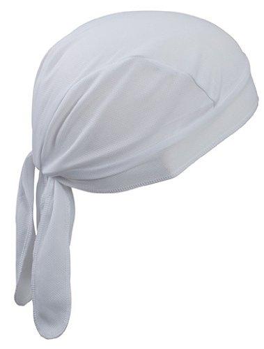 Functional Bandana Hat/Myrtle Beach (MB 6530) White