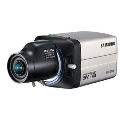 SS23-Samsung scb-3000p 1/7,6cm Hohe Auflösung 600TVL Tag & Nacht Wide Dynamic CCTV Kamera 12/24V (Hohe Auflösung Cctv-kamera)