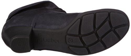 Gabor Shoes Gabor, Stivali donna blu (Blau (Ocean))