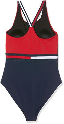 tommy hilfiger hanalei bathing suit maillot de bain une pi ce femme mon maillot de bain. Black Bedroom Furniture Sets. Home Design Ideas