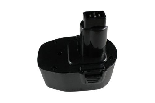 Golden Dragon, (litio 14,40 V, 1300mAh, Ni-Cd), sostituzione alimentatore per trapano a batteria, per Black & Decker A9262, A9276, PS140, PS140A, HP14KD
