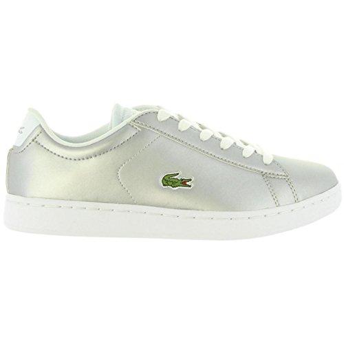 Lacoste Junior Light Grau Carnaby Evo 317 6 Sneakers Grau