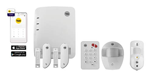 Yale Smart Living Smart Home Alarma Sr de 3800i