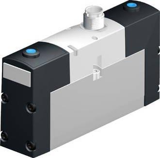 VSVA-B-P53C-ZH-A1-1R2L (534529) Magnetventil Ventilfunktion:5/3 geschlossen Baubreite:26mm