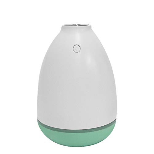 LILIGOD Mini Home USB Luftbefeuchter Luftreiniger Zerstäuber Luftreiniger Diffusor Mini-Desktop-Luftbefeuchter Klare Flasche Mini-USB-Luftbefeuchter Kreative Luftbefeuchter - Leder-zerstäuber