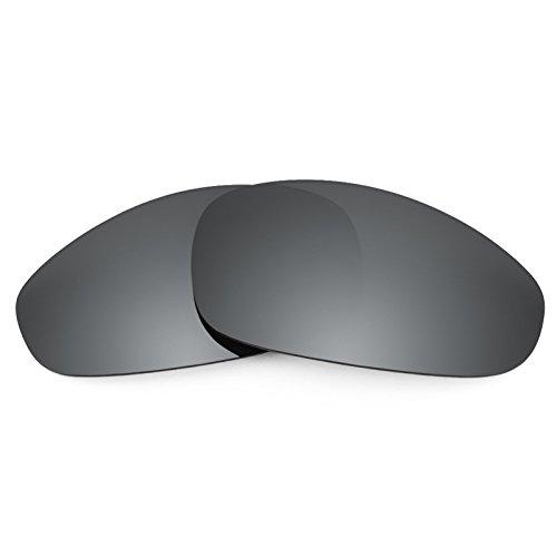 Revant Ersatzlinsen für Oakley Juliet Schwarz Chrom MirrorShield®
