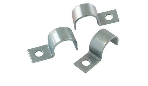 Just 10 X Stainless Steel Tube Clips Stainless Saddles 25mm Tube Electrical Saddles Parts & Accessories