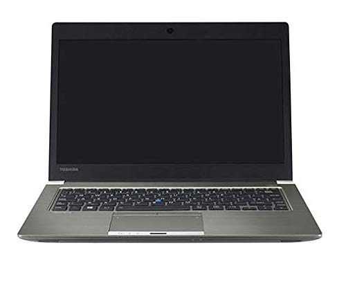 Toshiba Portege R30 | Notebook / Laptop | 13,3 Zoll (1366x768) | Intel Core i5-4210M @ 2,6 GHz | 4GB DDR3 RAM | 256 GB SSD | DVD-Brenner | Windows 10 Home (Zertifiziert und Generalüberholt)