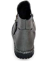 Zapatos Botas cortas Planas Parte inferior Botas suaves Zapatos grandes de algodón , 38