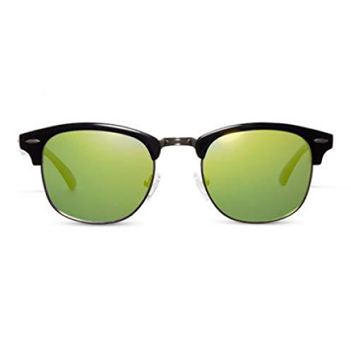 PZXY Sonnenbrillen Polarisierte UV-beständige Herren- und Damenmode-Brille für Laufen, Radfahren, Angeln und leichte Brille