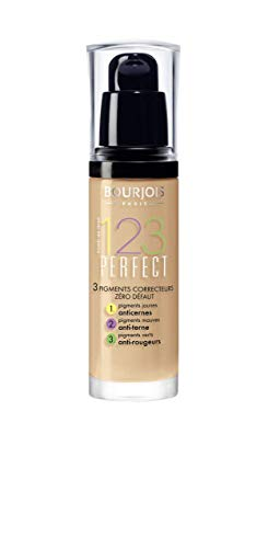 Bourjois 123 Perfect Base Maquillaje Tono 55 Dark