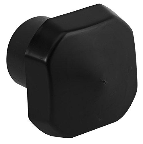 Upmann Drainagelüfter DN 100, schwarz, 1 Stück, 66565