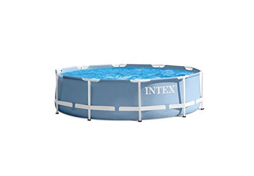 Intex - Piscina desmontable y depuradora, 405 x 76 cm, 4.485 l (28702NP)
