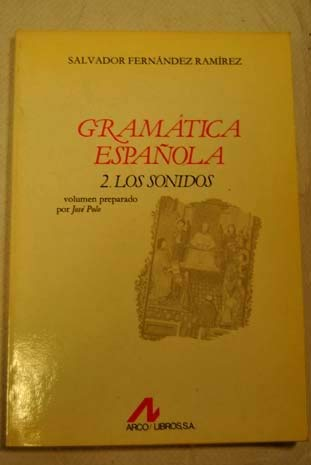 Gramática española (Bibliotheca philologica)