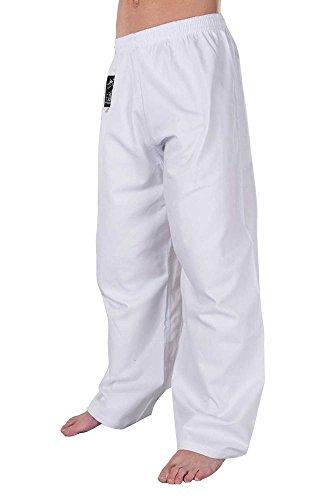 Budoten Karate-Hose weiß