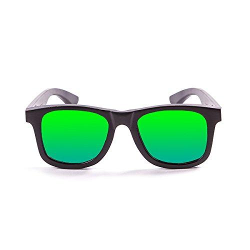577a3cb8ef3ce3 Ocean Sunglasses - wood Victoria - lunettes de soleil polarisées en Bambou  - Monture   Noir