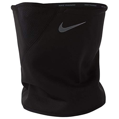 Nike Erwachsene Therma Sphere Adjustable Neck Warmer 063 Nackenwärmer, Black/Tumbled Grey/Me, One Size