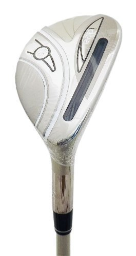 Adams Golf Women 's New Idee Hybrid Club, Right Hand, Graphite, Ladies Flex, 25-degree, # 5 by Adams Golf