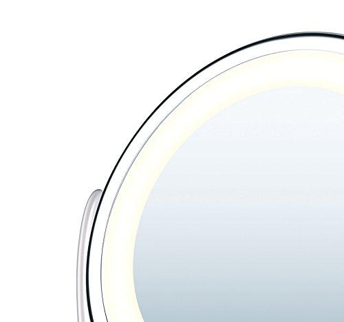 beurer beleuchteter kosmetikspiegel mein badezimmer24. Black Bedroom Furniture Sets. Home Design Ideas