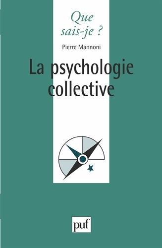 La psychologie collective